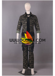 Gangsta Twilight Uniform Cosplay Costume - Cosrea Cosplay