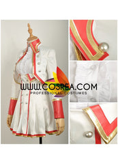 K Anna Kushina Ranking Uniform Cosplay Costume