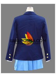 K On Tsumugi Kotobuki S2 Uniform Cosplay Costume - Cosrea Cosplay