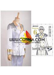 K Yashiro Isana Ranking Uniform Cosplay Costume - Cosrea Cosplay