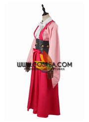 Kabaneri of the Iron Fortress Ayame Cosplay Costume - Cosrea Cosplay