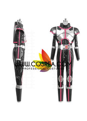 Kamen Rider Faiz PU Leather Cosplay Costume