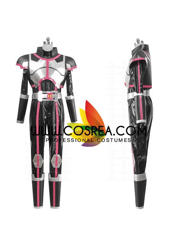 Kamen Rider Faiz PU Leather Cosplay Costume - Cosrea Cosplay