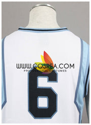 Kuroko's Basketball Daiki Aomine Teiko Junior Cosplay Costume - Cosrea Cosplay