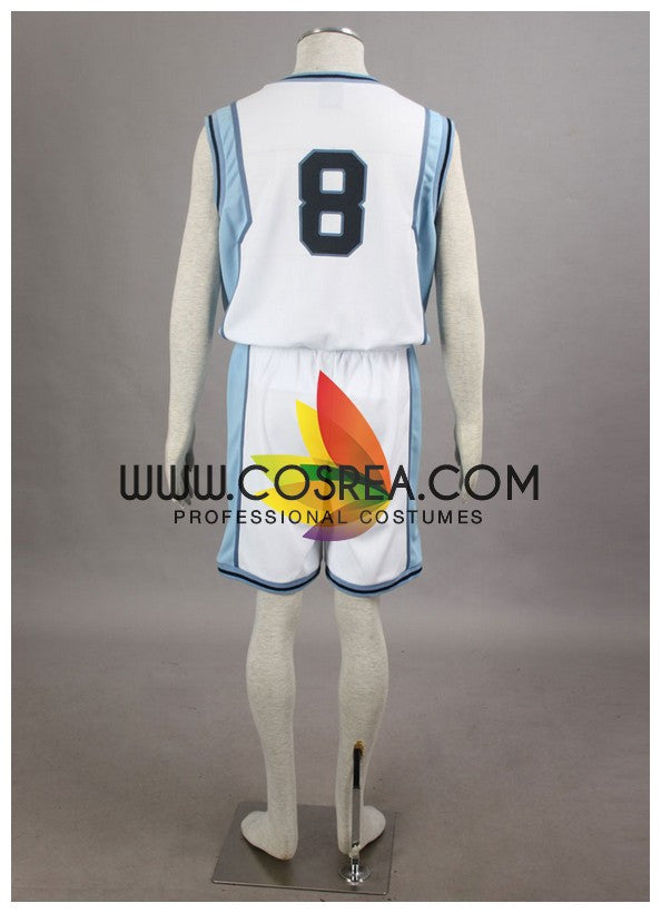 Kuroko's Basketball Ryota Kise Teiko Junior Cosplay Costume - Cosrea Cosplay