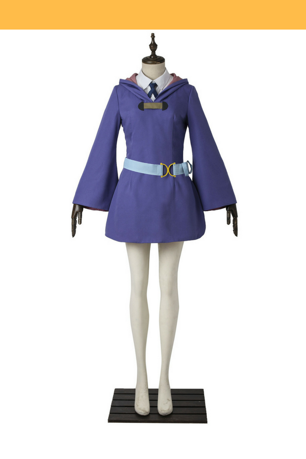 Little Witch Academia Student Formal Cosplay Costume - Cosrea Cosplay