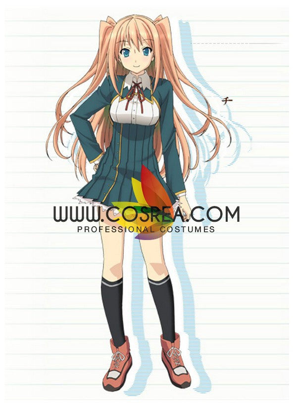 Love, Election And Chocolate Chisato Sumiyoshi Cosplay Costume - Cosrea Cosplay