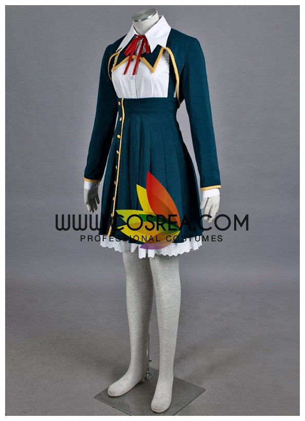 Love, Election And Chocolate Mifuyu Kiba Cosplay Costume - Cosrea Cosplay
