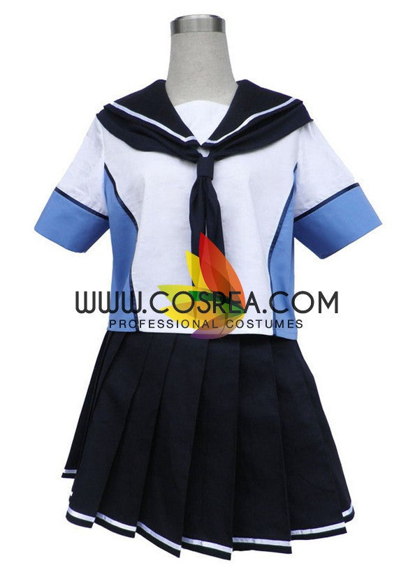 Love Plus Nene Anegasaki Summer Cosplay Costume - Cosrea Cosplay