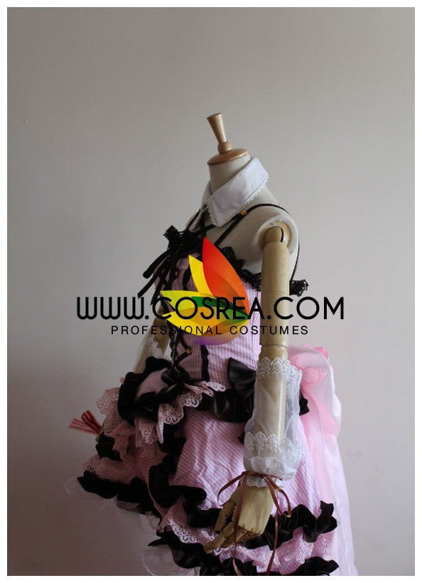 Cosrea K-O Macross Frontier Ranka Lee 30th Anniversary Cosplay Costume