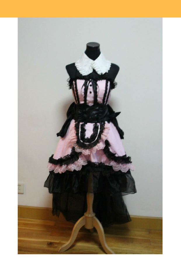 Macross Frontier Sheryl 30th Anniversary Cosplay Costume - Cosrea Cosplay