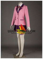 Cosrea K-O MM Mio Isurugi Winter Cosplay Costume