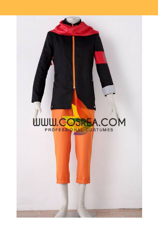 Naruto The Last Naruto Uzumaki Cosplay Costume - Cosrea Cosplay