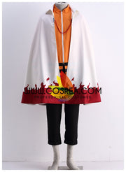 Naruto Uzumaki Seventh Hokage Cape Cosplay Costume - Cosrea Cosplay