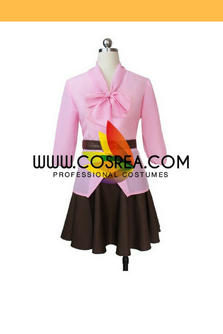 New Game Rin Toyama Uniform Cosplay Costume