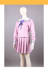 Noragami Hiyori Iki Uniform Cosplay Costume