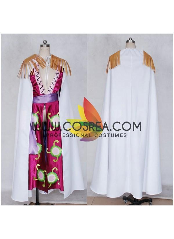 Cosrea K-O One Piece Boa Hancock Cosplay Costume