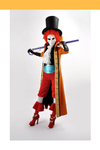 Cosrea K-O One Piece Film Z Brook Cosplay Costume