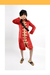 One Piece Film Z Luffy Cosplay Costume - Cosrea Cosplay