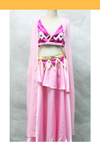 Cosrea K-O One Piece Nami Pink Cosplay Costume