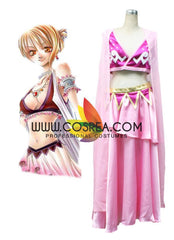 One Piece Nami Pink Cosplay Costume