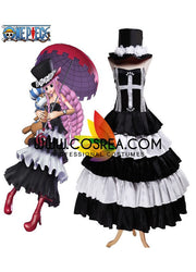 One Piece Perona Two Years Later Cosplay Costume - Cosrea Cosplay