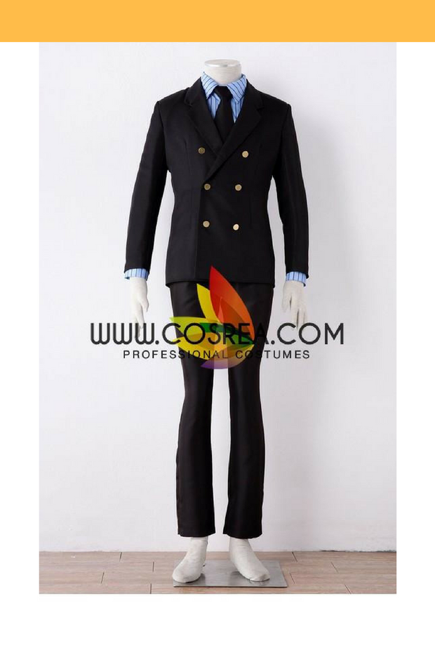 One Piece Sanji Tuxedo Cosplay Costume - Cosrea Cosplay