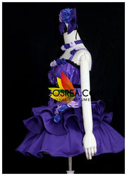 Oreimo Kirino Ruri Royal Purple Ballgown Cosplay Costume - Cosrea Cosplay