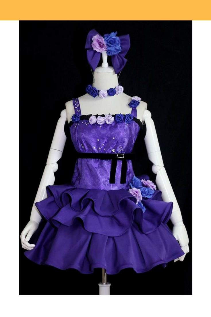 Oreimo Kirino Ruri Royal Purple Ballgown Cosplay Costume - Cosrea ...
