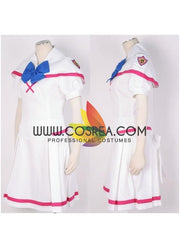 Cosrea K-O Ranka Lee Macross Frontier Casual Cosplay Costume