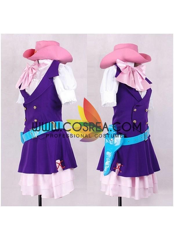 Cosrea K-O Sheryl The False Songstress Macross Frontier Cosplay Costume