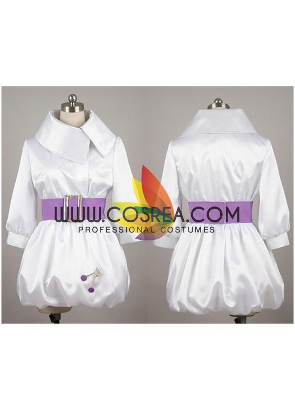 Cosrea K-O Sheryl White Rabbit Macross Frontier Cosplay Costume