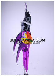 Street Fighter Morgan Cosplay Costume - Cosrea Cosplay