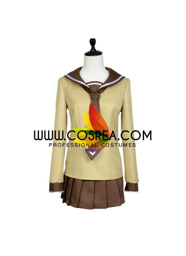 Three Leaves Three Colors Futaba Cosplay Costume - Cosrea Cosplay