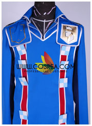 Valkyria Chronicles Welkin Gunther Cosplay Costume - Cosrea Cosplay