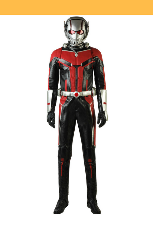 Cosrea Marvel Universe Antman 2 Cosplay Costume