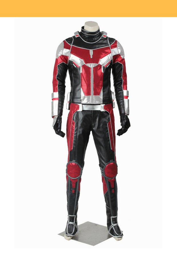 Giant Antman Civil War PU Leather Cosplay Costume - Cosrea Cosplay