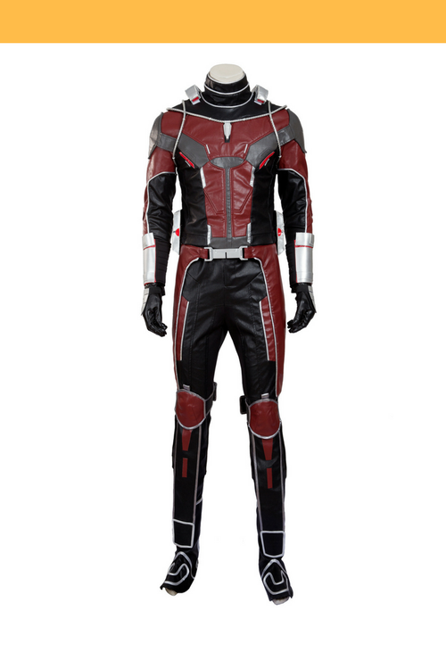 Cosrea Marvel Universe Antman Cosplay Costume
