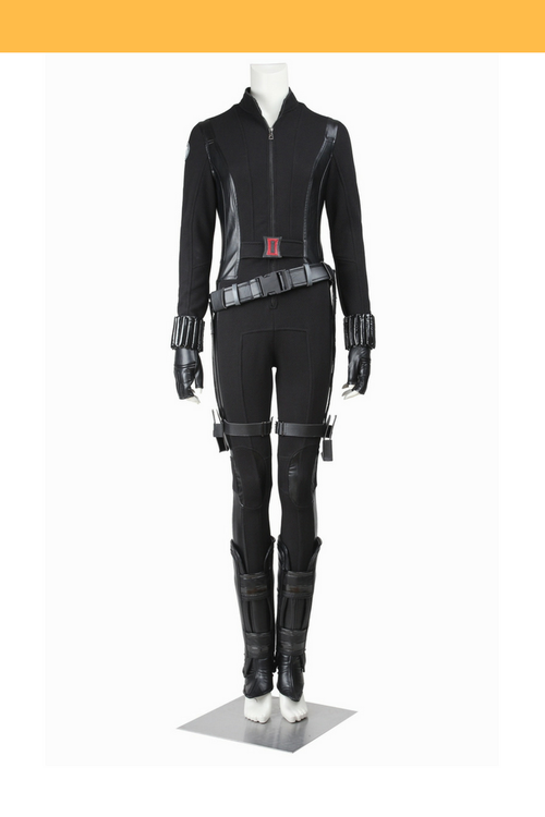 Cosrea Marvel Universe Black Widow Winter Soldier Cosplay Costume