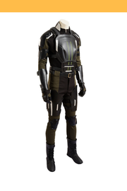 Cyclops Apocalypse PU Leather Cosplay Costume - Cosrea Cosplay
