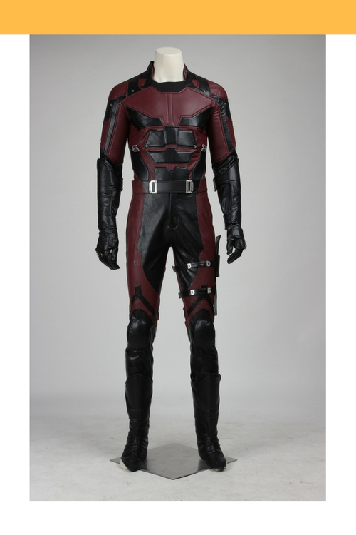 Cosrea Marvel Universe Daredevil Season 1 Cosplay Costume