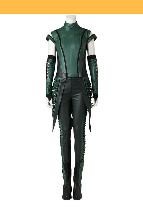 Cosrea Marvel Universe Guardians Of The Galaxy Vol 2 Mantis Cosplay Costume