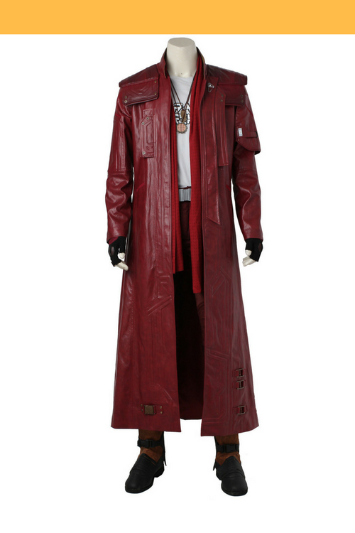 Cosrea Marvel Universe Guardians Of The Galaxy Vol 2 Star Lord Cosplay Costume