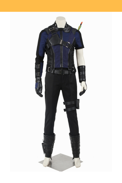 Cosrea Marvel Universe Hawkeye Civil War Cosplay Costume