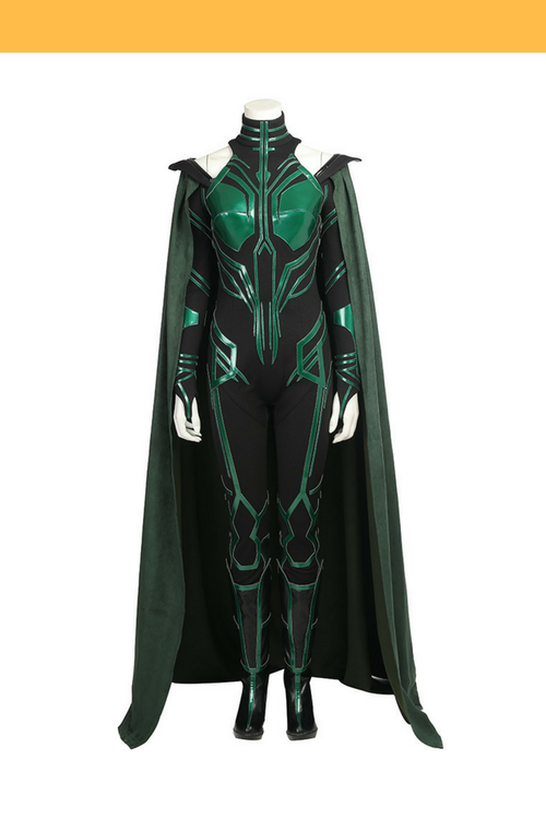 Cosrea Marvel Universe Hela Thor Ragnarok Option A Cosplay Costume