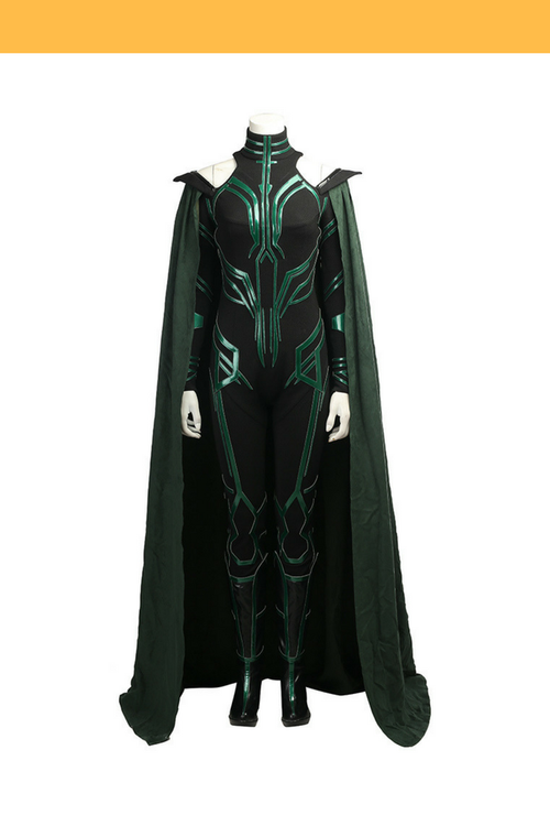 Hela Thor Ragnarok Option B Cosplay Costume - Cosrea Cosplay