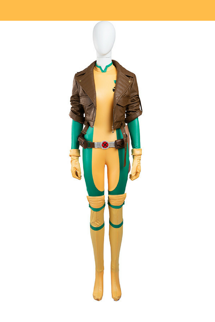 Rogue Comic Version Cosplay Costume