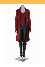 Scarlet Witch The Civil War Cosplay Costume - Cosrea Cosplay