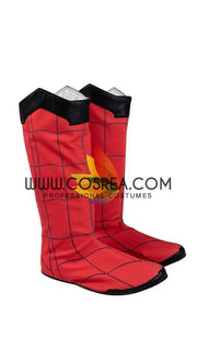 Cosrea Marvel Universe Spiderman Far From Home Dark Version Cosplay Costume
