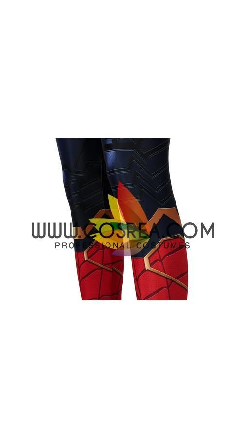 Cosrea Marvel Universe Spiderman Iron Spider Avengers End Game Cosplay Costume